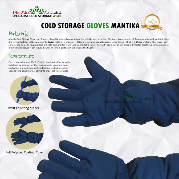 Jaket Cold Storage - Mantika Konveksi