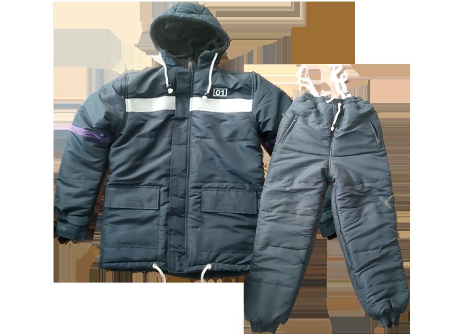 jacket cold storage