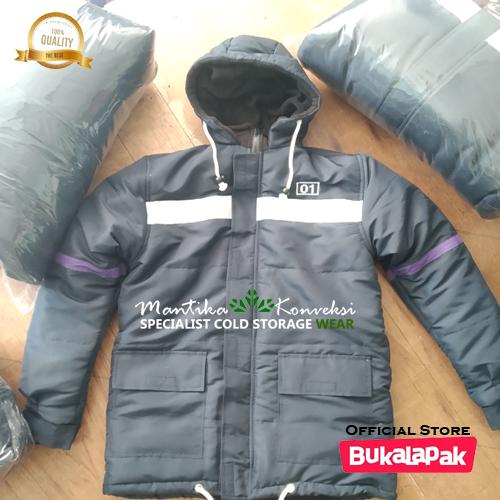 jual jaket cold storage di jakarta