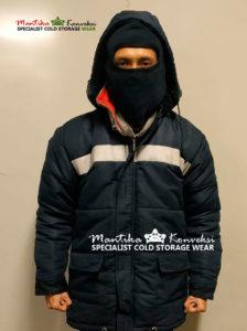 jaket cold storage